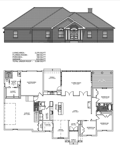 Plans pricing owens custom homes construction for Custom house plans cost